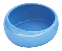 Living World  Keramiknapf, blau groß -