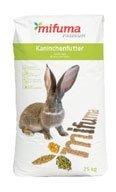 Mifuma Plus Kaninchenfutter 25 kg -