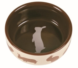 TX-60733 Ceramic Bowl for rabbit 250 ml 11 cm -