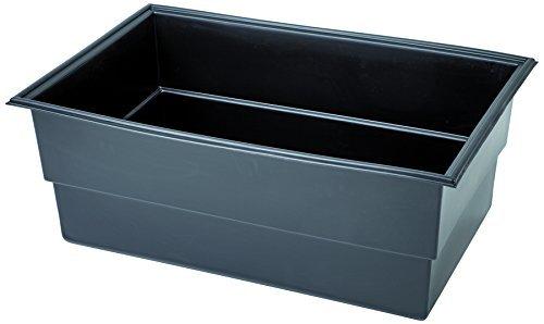 Oase teichschale pe schwarz 1150 x 750 x 450 mm for Teichfische schwarz