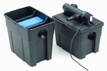 Pontec Durchlauffilter MultiClear Set 5000 -