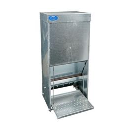 Futterautomat mit Trittklappe 10 kg -