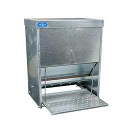 Futterautomat mit Trittklappe 25 kg -
