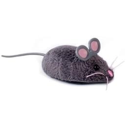 HEXBUG 503502 - Mouse Cat Toy grau, Elektronisches Spielzeug - 1