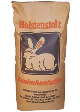 HOLSTENSTOLZ Kaninchenfutter Mast 25kg - 1
