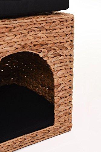 Katzenkorb Katzenhöhle Katzenhaus Hundekorb Hundebett mit Kissen
