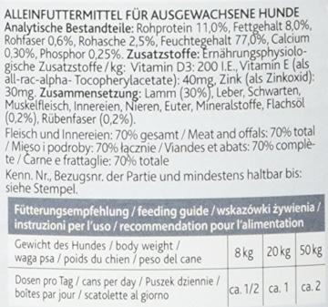 Rinti Lamm, 12er Pack (12 x 800 g) - 3