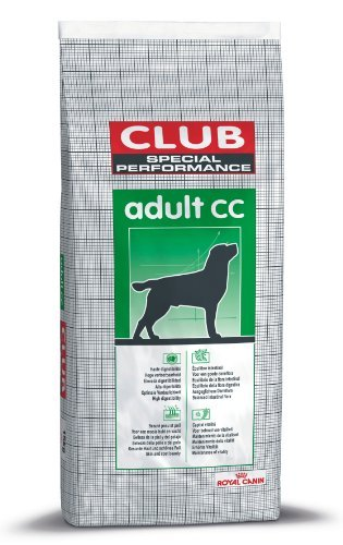 Royal Canin Special Club Performance Adult CC Hundefutter, 1er Pack (1 x 15 kg Beutel) - 1
