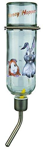 Trixie 60447 Honey & Hopper Kleintiertränke, Glas - 1