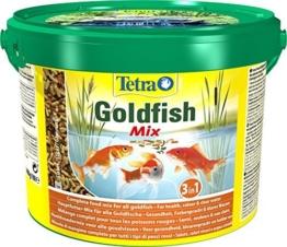 Tetra Pond Goldfish Mix, 10 L - 1
