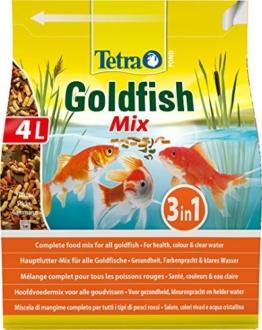 Tetra Pond Goldfish Mix, 4 L - 1